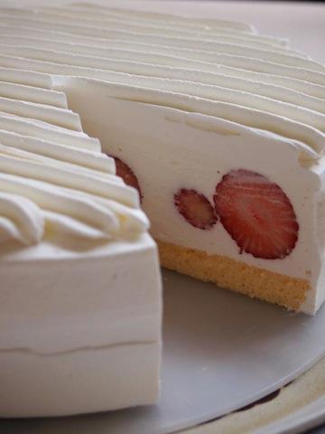 Strawberry Cheese/ストロベリーチーズケーキ