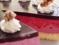 Mousse aux Cassis/カシスのムース
