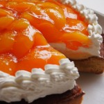 Tarte Apricot/杏のタルト