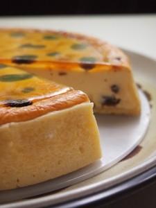 Rum Raisin Cheese/ラムレーズンチーズケーキ